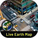 Live Earth Map 2020 Gps Satellite & Street View 1.0.7  MOD APK