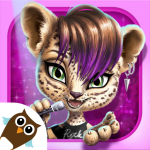 Rock Star Animal Hair Salon Super Style & Makeup  4.0.70031 MOD APK