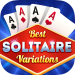 Solitaire – Play Interesting Variations Of Games 5.5  MOD APK
