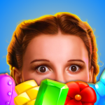 The Wizard of Oz Magic Match 3 Puzzles & Games 1.0.4656 MOD APK
