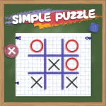 Tic Tac Toe: Three in One Row Puzzle Game 1.0.5 MOD APK
