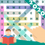 Word Search game 2020 ✏️📚 – Free word puzzle game 1.9.1 MOD APK