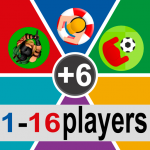 2 3 4 5 6 player games free without wifi internet 1.9 MOD APK