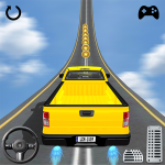 4X4 Jeep stunt drive 2019 : impossible game fun 1.0.6 MOD APK