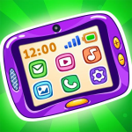 Babyphone & tablet – baby learning games, drawing  2.3.6 MOD APK