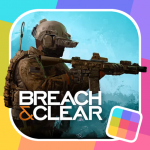 Breach & Clear: Military Tactical Ops Combat  MOD APK