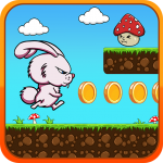 Bunny's World – Jungle Bunny run  1.9  MOD APK