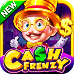 Cash Frenzy™ Casino – Free Slots Games  MOD APK