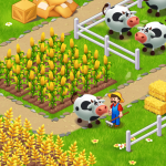Farm City Farming & City Building  2.7.13 MOD APK