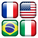 Flags of All Countries of the World: Guess-Quiz 1.93 MOD APK