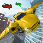 Flying Car Driving 2020 – Real Driving Simulator 1.5 MOD APK