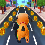 Fun Run Dog – Free Running Games 2020 2.0 MOD APK