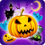 Halloween Smash 2020 – Witch Candy Match 3 Puzzle 2.6.6  MOD APK