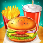 Happy Kids Meal Maker – Burger Cooking Game 1.2.8 MOD APK