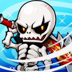 IDLE Death Knight Varies with device MOD APK