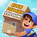 Idle Courier Tycoon – 3D Business Manager 1.9.3  MOD APK