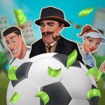 Idle Soccer Tycoon – Free Soccer Clicker Games 3.1.6 MOD APK