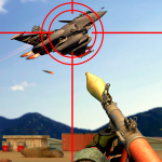 Jet Sky War Fighter 2019: Airplane Shooting Combat 1.4 MOD APK