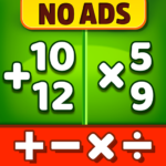 Math Games – Addition, Subtraction, Multiplication 1.0.5 MOD APK