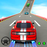 Muscle Car Stunts 2020 Mega Ramp Stunt Car Games  3.0 MOD APK