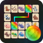 Onet Animals – Puzzle Matching Game  1.95 MOD APK