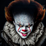 Pennywise killer clown Horror games 2020 1.6 MOD APK