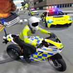 Police Car Driving – Motorbike Riding 1.30 MOD APK