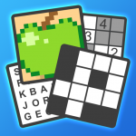 Puzzle Page Crossword, Sudoku, Picross and more  3.8 MOD APK