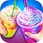 Rainbow Ice Cream – Unicorn Party Food Maker 1.5 MOD APK