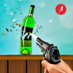 Real Bottle Shooting Free Games: 3D Shooting Games 3.2 MOD APK