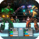 Real Robot Ring Boxing 2019 1.9 MOD APK