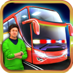 Road Driver: Free Driving Bus Games – Top Bus Game 1.0 MOD APK