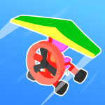 Road Glider – Incredible Flying Game 1.0.25 MOD APK