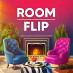 Room Flip™: Design Dream Home, Flip Houses  1.3.6 MOD APK