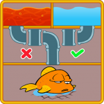 Save Fish – Block Puzzle Aquarium  30.0 MOD APK