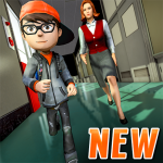 Scary scaredy Teacher simulator: Crazy math 2020 2.0 MOD APK