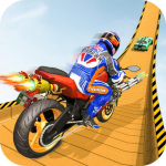 Sports Bike Stunt Game: Mega Ramp Bike Racing Game 1.0.6  MOD APK