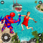 Superhero Police Speed Hero:Rescue Mission 1.16 MOD APK