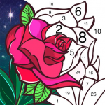 Tap Color Lite – Free Paint by Number for Adults 2.3.0  MOD APK