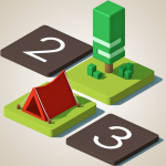 Tents and Trees Puzzles  1.6.21 MOD APK