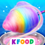 Unicorn Chef Carnival Fair Food: Games for Girls 1.7  MOD APK