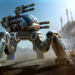 War Robots Multiplayer Battles 6.4.3 MOD APK