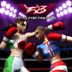 Woman Fists For Fighting WFx3 WFx3_FBCS MOD APK 17