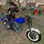 motorcycle racing star – ultimate police game 4 MOD APK