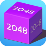 2048 3D Shoot & Merge Number Cubes, Block Puzzles  1.802 MOD APK