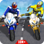 Bike Attack Race : Highway Tricky Stunt Rider 5.1.06 MOD APK