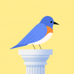 Bouncy Bird: Casual & Relaxing Flappy Style Game 1.0.2 MOD APK