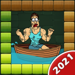 Breaker Fun Bricks Ball Crusher Rescue Game  1.3.2 MOD APK