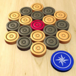 Carrom King™ – Best Online Carrom Board Pool Game  3.5.0.90 MOD APK