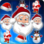 Christmas Match 3-Santa Claus kids Adventure Game 1.5 MOD APK